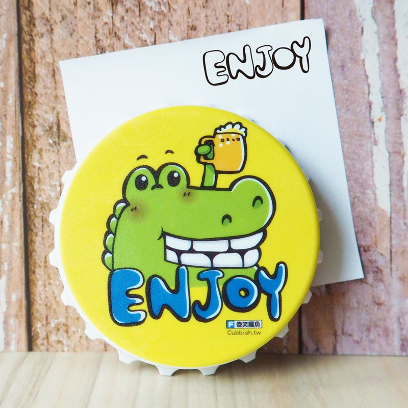 Smirking Crocodile - Opener - Cheers
