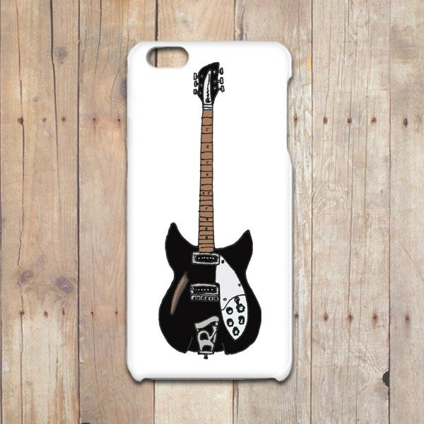 RICKENBACKER330 JETGLO iPhone7 / 6 / 6s / 5 / 5s Case