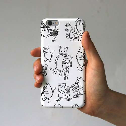 iPhone Case Friends (White)