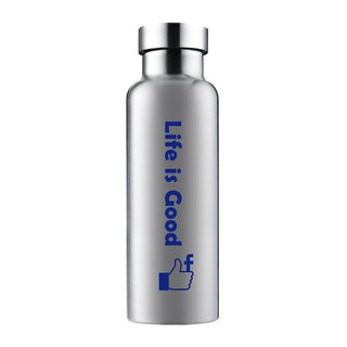 **Additional cover**Driver Long-lasting all-steel vacuum flask (LIFE IS GOOD)