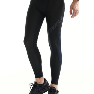 【SUPERACE】MEN'S COMPRESSION TIGHTS 2.0 / BLACK