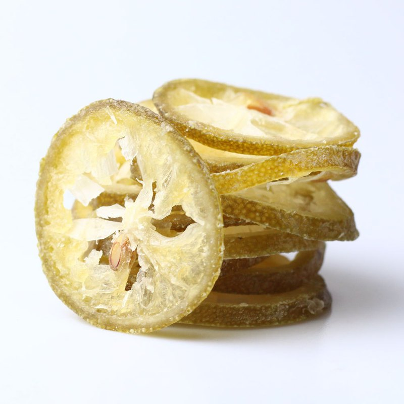 [Dengyi Hanfang] Taiwan lemon round dried fruit bag