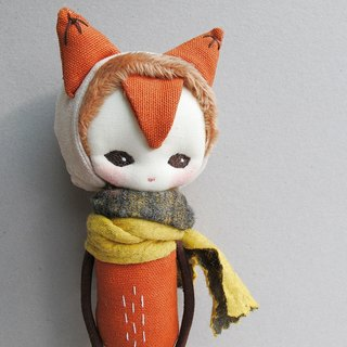 Small fox spirit A3