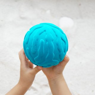 Rubbabu -Biodegradable Soft Safe Nature Rubber Toys-  - Jelly fish -