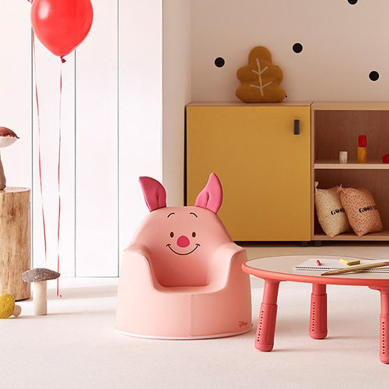 [iloom Yilun home] ACO Disney joint name - small pig small sofa (Mummy hug chair)