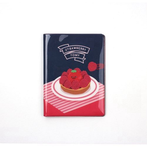 everymonster elf defensive passport folder / 0.1.Tomy-strawberry egg tower
