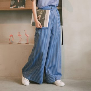 Blue Moon Star River Long Leg Wide Pants