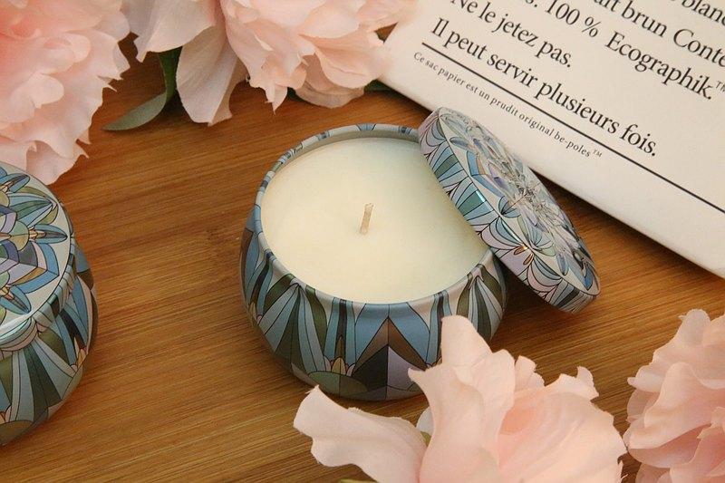 Mandala精油大豆蠟燭-輕舞