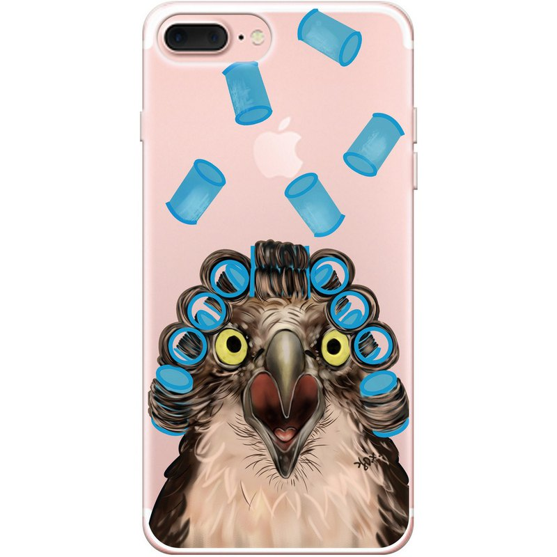 New series - Iraq Daisy - [What Eagle] -TPU phone case-AF200