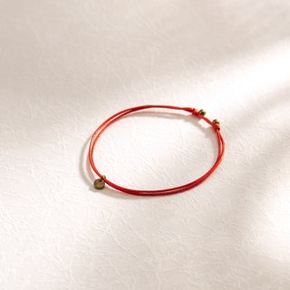 Charlene💕 traction bracelet 💕 - jewelry size S, M, L, this page S + dark coffee thin line, number OSYM06