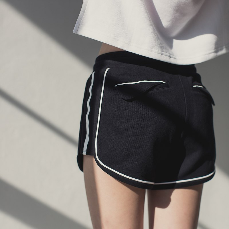 Sweat Shorts - Black