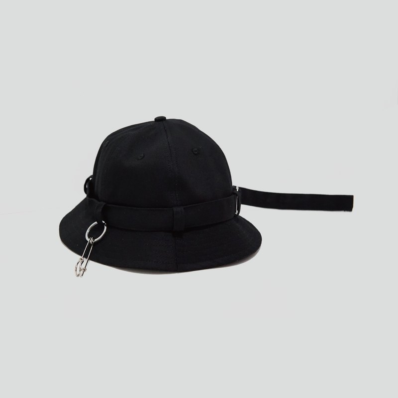 KAKY CAP 03-long buckle needle fisherman hat