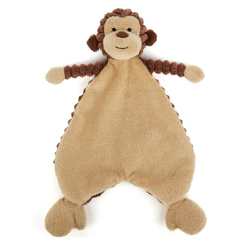 Jellycat Cordy Roy Monkey Soother 猴子安撫巾 約23公分