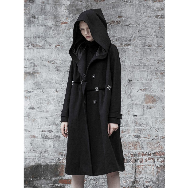 British Master Two-Piece Hooded Jacket
