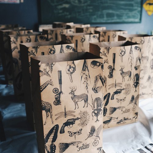 2018 Dog Year limited happiness bag