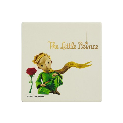 Little Prince Movie Version Authorization - absorbent Coasters: love [listen] (circle / square)