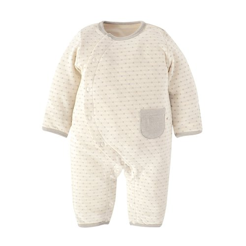 [SISSO organic cotton] Fawn two pairs of gray woven two rabbits 3M 3M 6M 12M