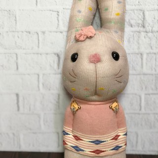 European and European rabbit 07 socks doll / current product supply / Martin hand-made