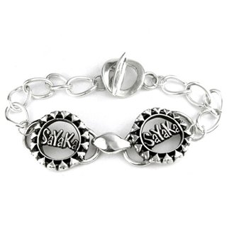 Customized .925 sterling silver jewelry designer BRD00002- Featured Bracelet