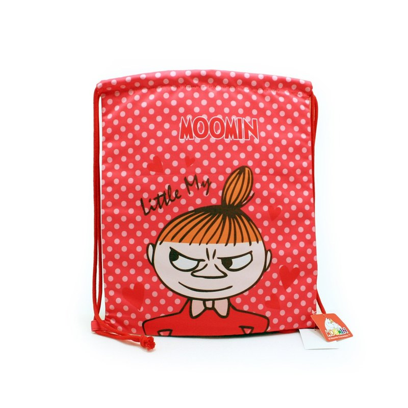 MOOMIN 噜噜米 - Asian Beauty Drawstring Backpack - Genuine License