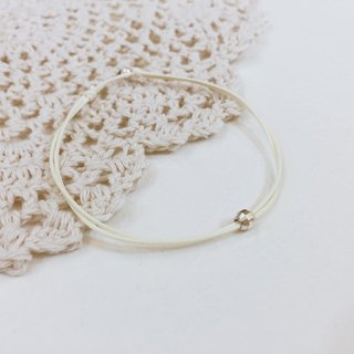 Charlene💕 traction bracelet 💕 - jewelry size only S, this page S + cream white line