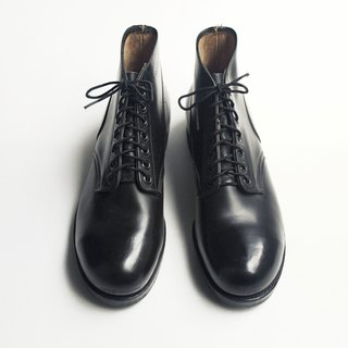60s American work ankle boots | US Navy Chukka Boots US 10R EUR 4344 -Deadstock