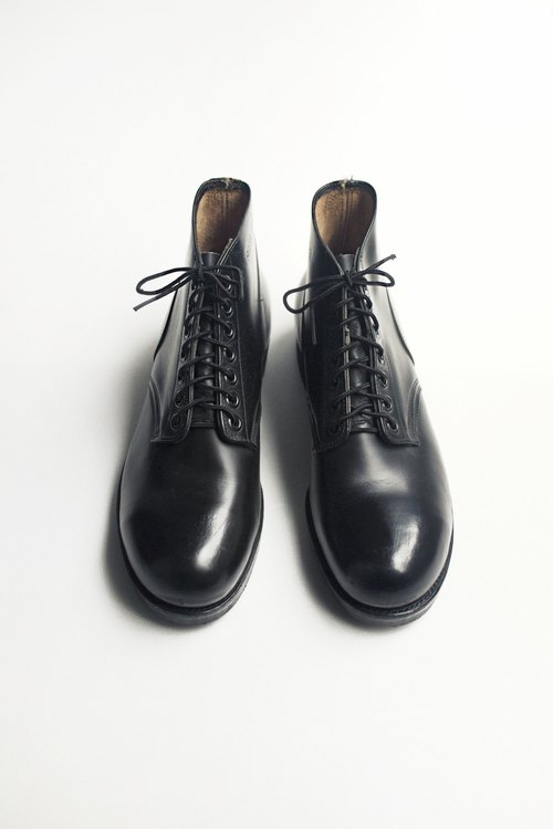 60s 美製工作踝靴|US Navy Chukka Boots US 10R EUR 4344 -Deadstock