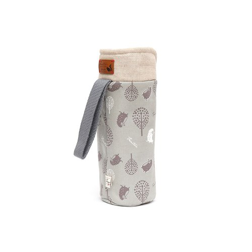 Insulation anti-collision kettle bag - jungle hide and seek - the moon ash