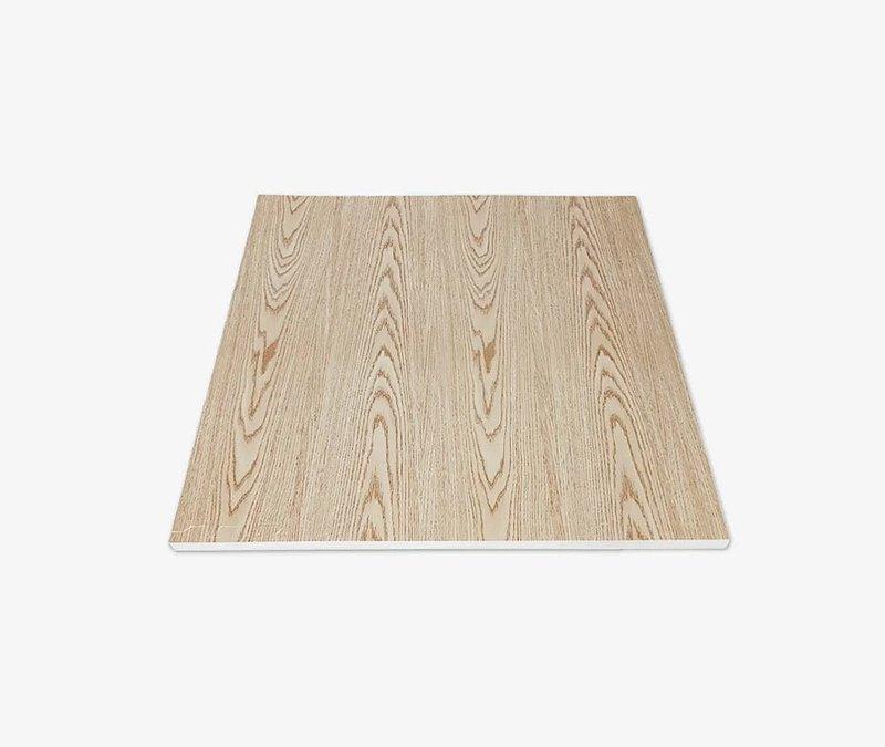 木紋色地墊
