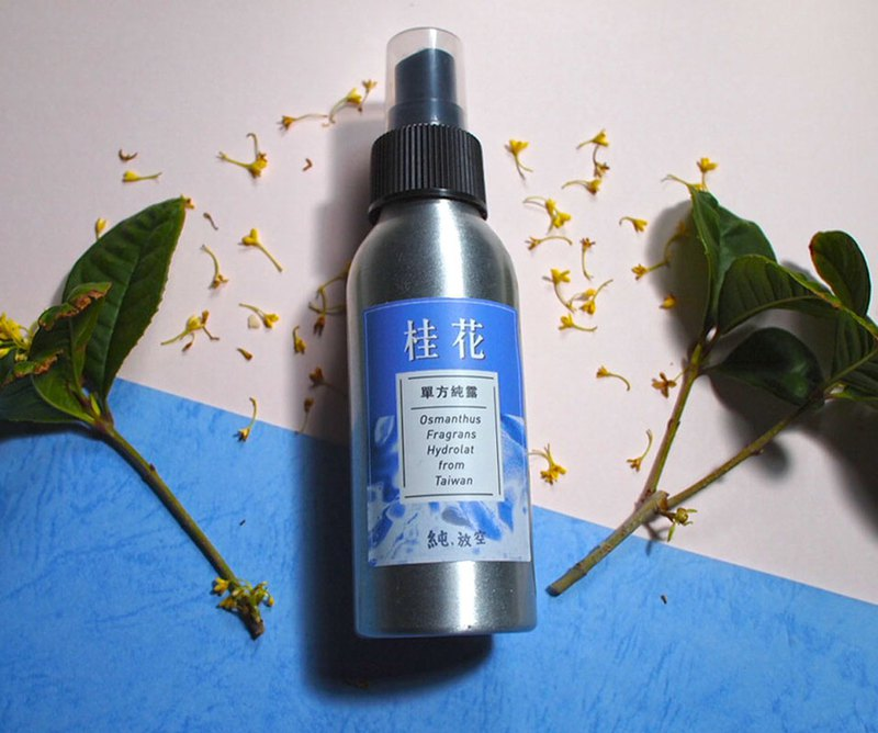 Organic Osmanthus Single Hydrosol 50ml