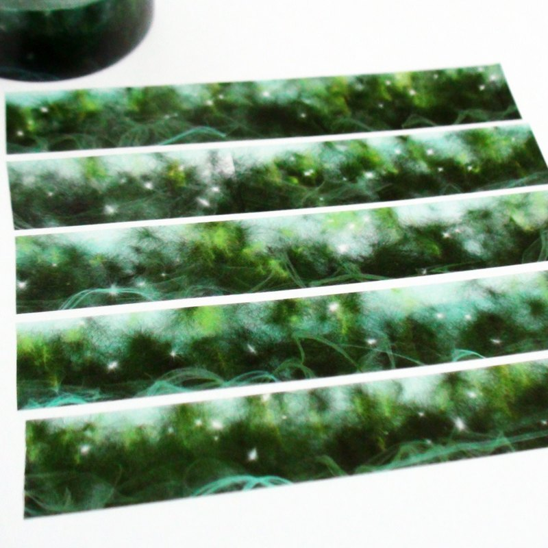 Sample Washi Tape Misty Pinewood