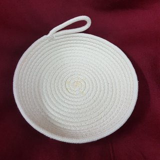 Cotton Rope Fruit/Candy Tray