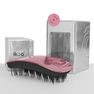 ikoo brush - home / rose metallic