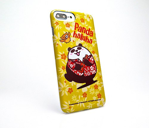 Hawaiian Panda Phone Case (iphone7 / 8 Plus)