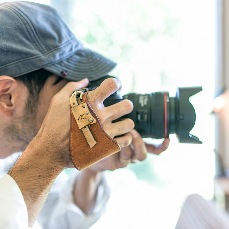 相機背帶/手帶單反相機規格-復古棕褐色