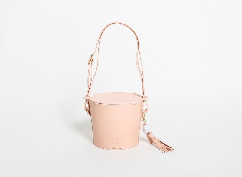 SL Bucket Bag/ Shoulder Bag/ Handbag/ Summer/ Leather