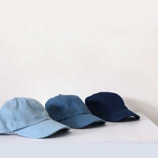 Hao Indigo Ball Cap blue dyed old hat