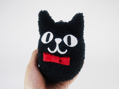✿Cute Chubby Dolls- Black Cat✿