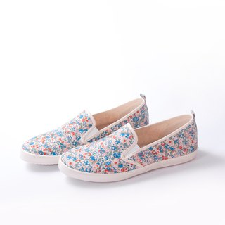 Fruit Day | Hyacinth Flower Shoes. Summer. Leather Insole