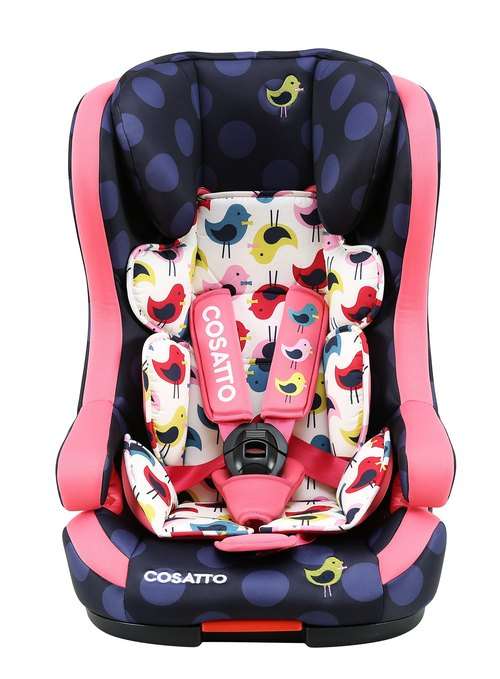 Cosatto Hubbub Group 123 Isofix Car Seat – Two for Joy