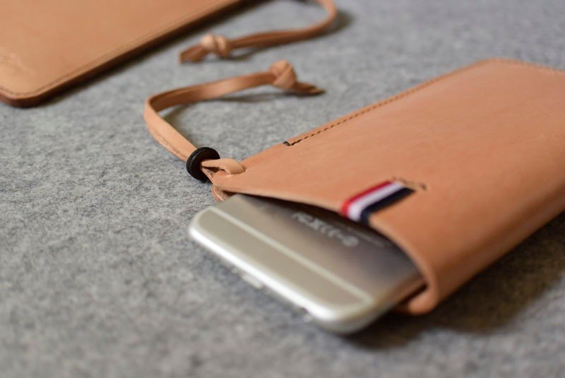 YOURS hand leather leather belt three-color belt leather case leather leather iphone7 plus