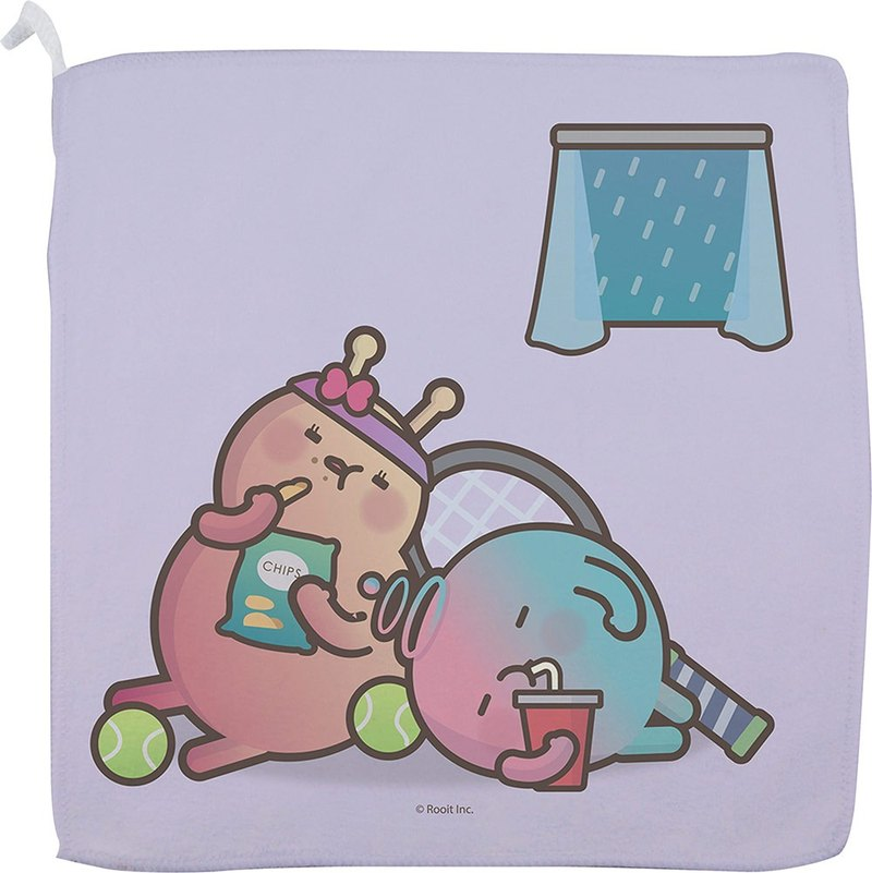 New series - no personality Star Roo- rub towel: [snore than exercise], EC7BB02