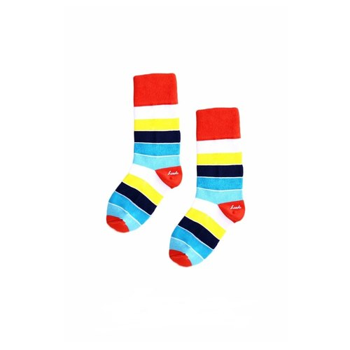 Kids Socks - Harrogate, Chalk & Cheese - British Design for Children's Collection