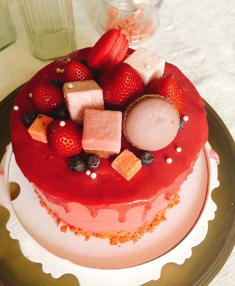 客製生日派對蛋糕