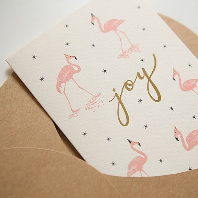 Forest Story Card Envelope Group-11 Red Crane, E2D46404