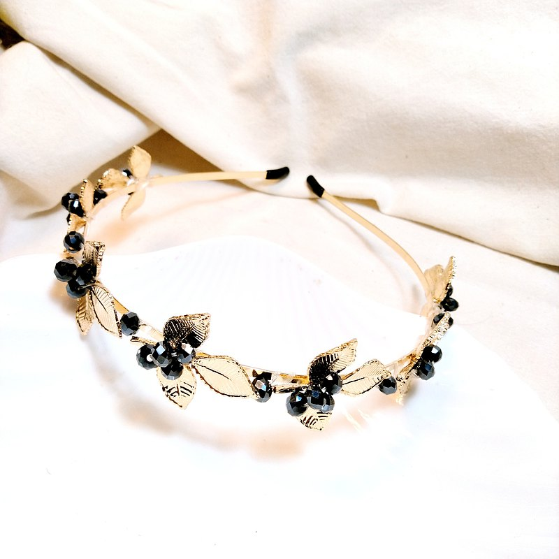Jazzs女王- 水晶髮箍1ef