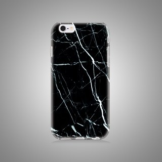 """Shell"" series - Black Marble original phone shell / protective sleeve (hard shell) iPhone / Samsung / HTC / Sony / LG"