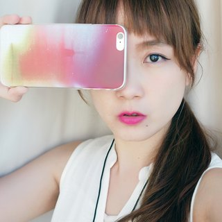 "[Cloud travel horizon ists pictour] image creation phone shell ""Twilight Rainbow"" Pervade diffuse series"