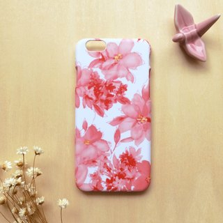Cherry blossoms. Matte Case (iPhone, HTC, Samsung, Sony)