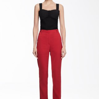 Stella High Rise Long Pants